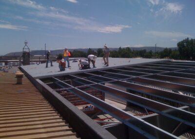 Metal building Contractor